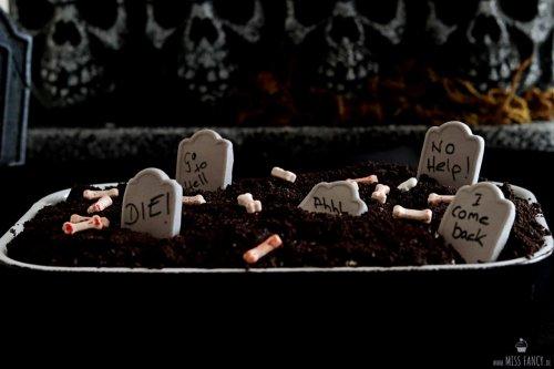 Enthält Werbung unbeauftragt // Halloween Dessert