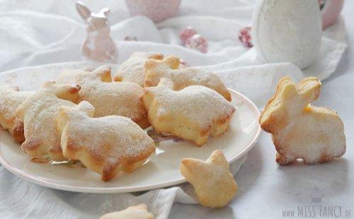 Süße Gebäck-Häschen zu Ostern | Miss Fancy - Rezepte für jeden Tag