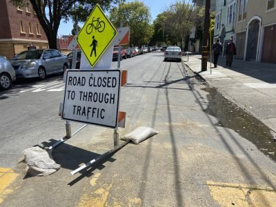 Shotwell's en route to be a permanently Slow Street. Did it measure up?