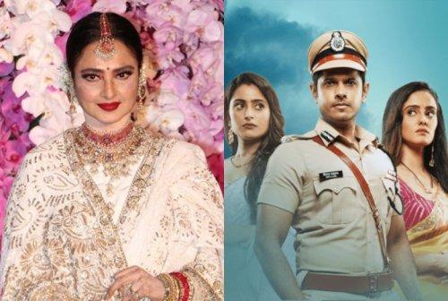 Rekha Makes A Beautiful And Graceful Cameo In Ghum Hai Kisikey Pyaar Meiin's Latest Promo Video