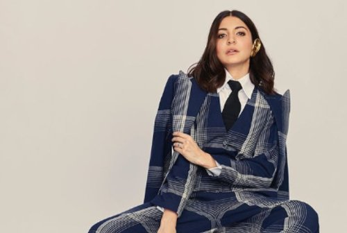 Anushka Sharma Gives A Shoutout To Frontline Workers For Their Service During The Pandemic