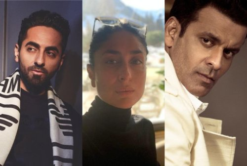 Kareena Kapoor Khan, Ayushmann Khurrana, Manoj Bajpayee And Other Big Actors Come Together For A Mystery Campaign