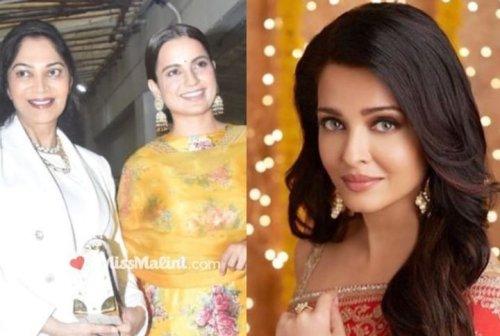Thalaivii: Simi Garewal Praises Kangana Ranaut's Performance; Reveals Jayalalithaa Wanted Aishwarya Rai Bachchan To Play Her Role