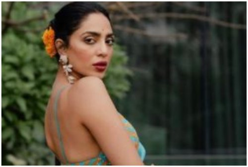 Sobhita Dhulipala's In Bloom Saree Is A Sight For Sore Eyes