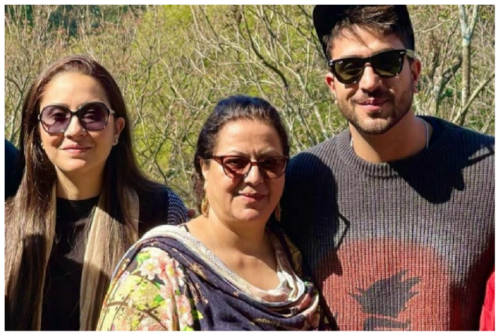 Aly Goni's Entire Family Tests Positive For COVID-19