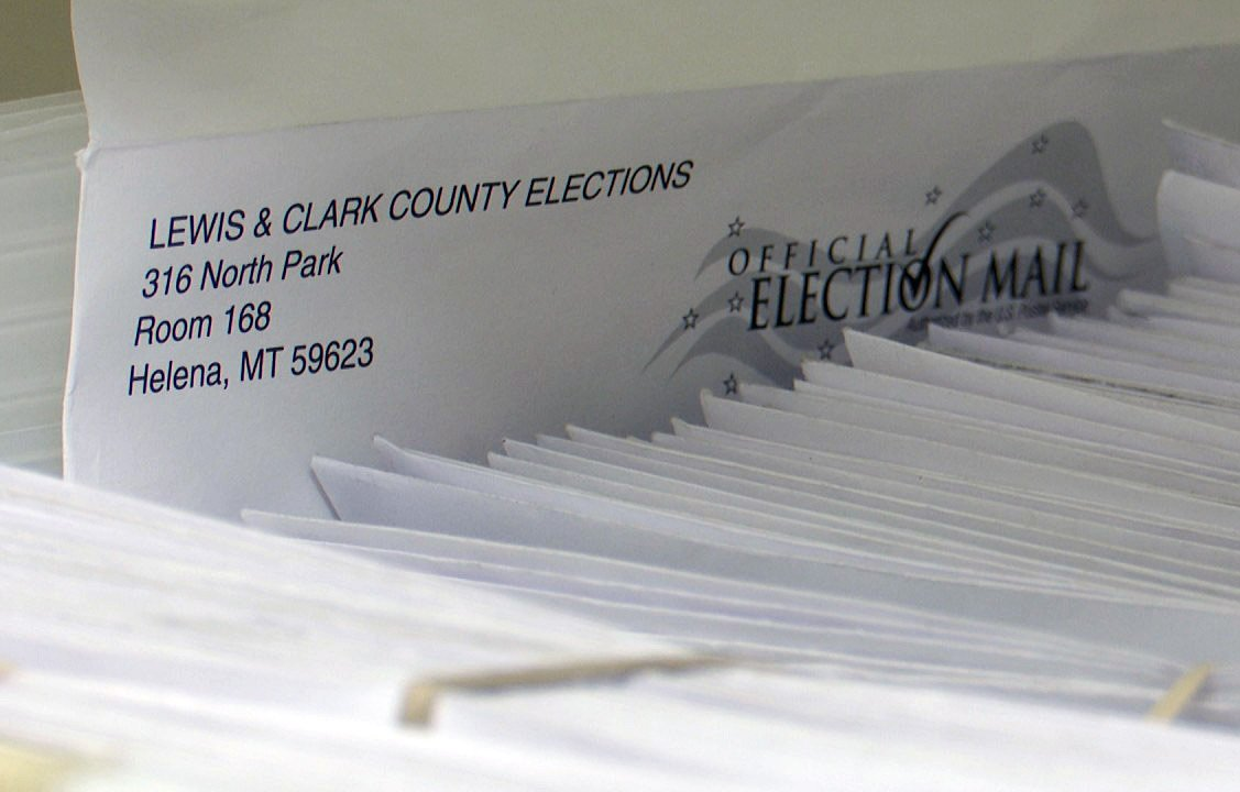 Mail-ballot security in Montana: Verification, tracking, secrecy and counting