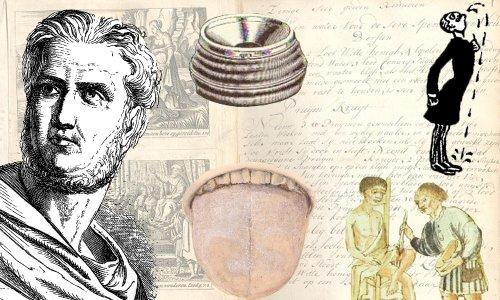 The Bizarre Cultural History of Saliva