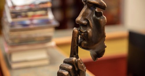 Silence is golden: New research out of MIT's Sloan School of Management suggests that extended silence during negotiations leads to better results for both parties | MIT Sloan