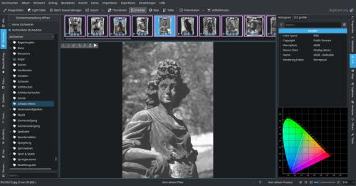 Freie Software in der Fotografie