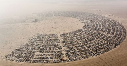 A musical based on Burning Man is on the way