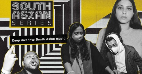 A deep dive into South Asian electronic music