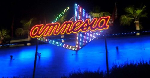 Amnesia announce 7-day closing party takeover in Croatia