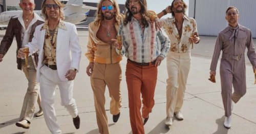 Foo Fighters rebrand as disco cover band The Dee Gees for new album