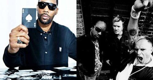 Listen to The Prodigy's new version of 'Breathe' with Wu-Tang Clan's RZA