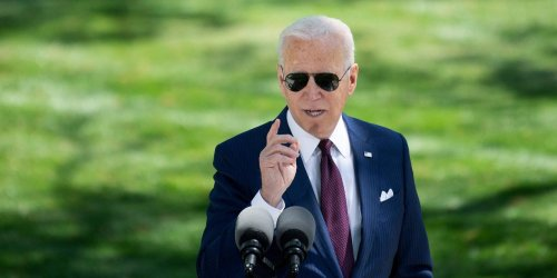 Biden's first 100 days mark best such stretch for S&P 500, Dow since FDR