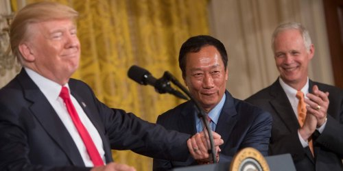 Foxconn could shift mission of underwhelming Wisconsin plant to electric vehicles