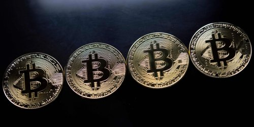 'Bitcoin is melting.' Here's what a 30% drop from highs in the crypto may say about stock-market risk sentiment