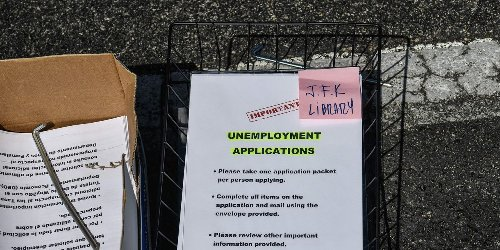 U.S. jobless claims hit a speed bump in latest week
