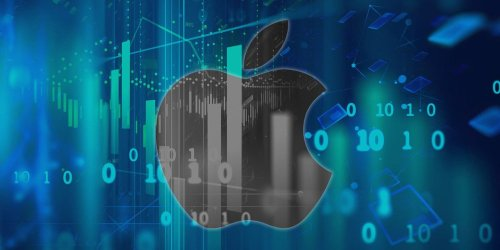 Apple Inc. stock falls Friday, underperforms market