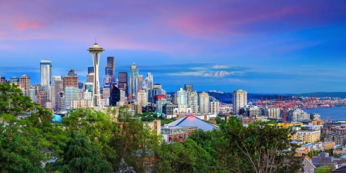 I live in Seattle, but it's overrun with tech workers. Where can I move that has cheap homes — and fast internet speeds?
