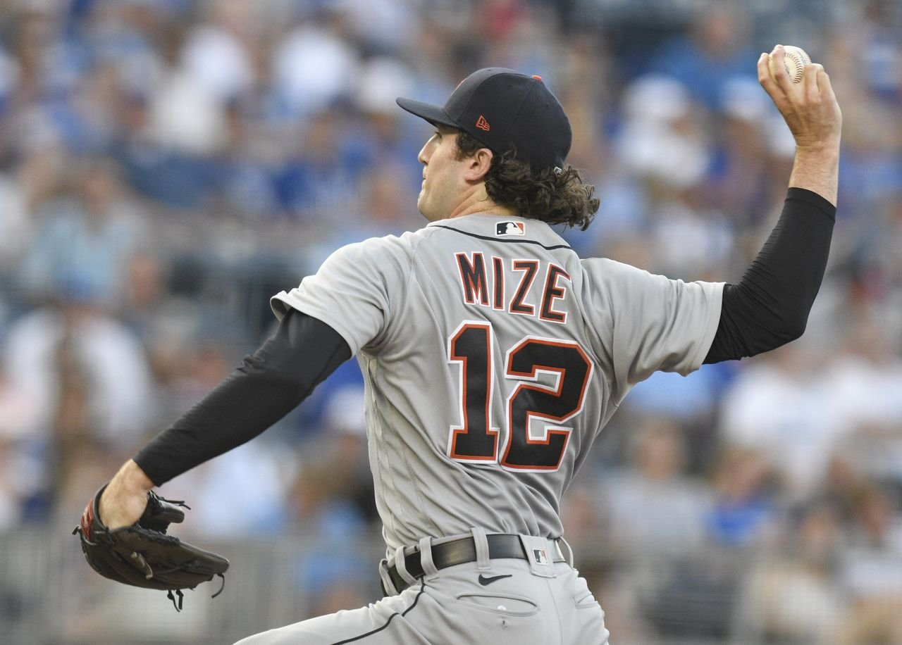 Tigers' Casey Mize blasts umpire who made him switch gloves: 'It was a pretty (expletive) thing to do'