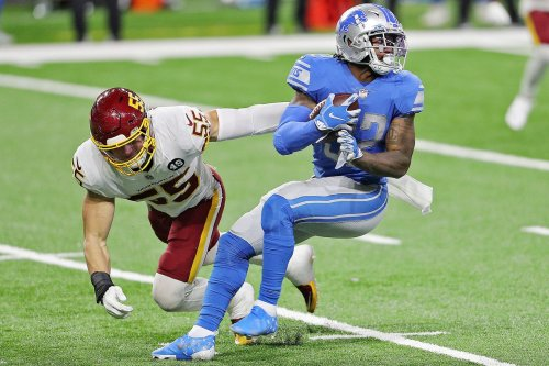 Detroit Lions training camp preview: D'Andre Swift primed for big things atop new-look backfield