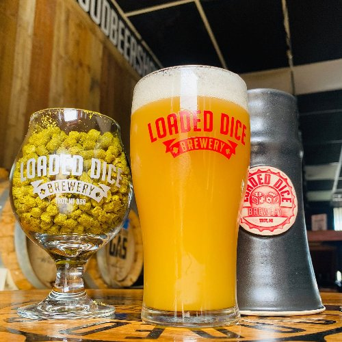 It's all aces at Loaded Dice, a new Michigan brewery
