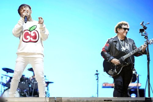 'Don't Stop Believin': Journey is back with a new lineup, music