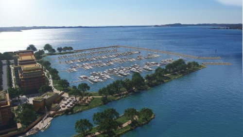 Developer envisions building 'busy maritime community' on Muskegon Lake