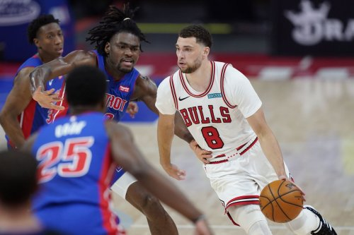 Pistons young core's growth continues, other takeaways from loss to Bulls