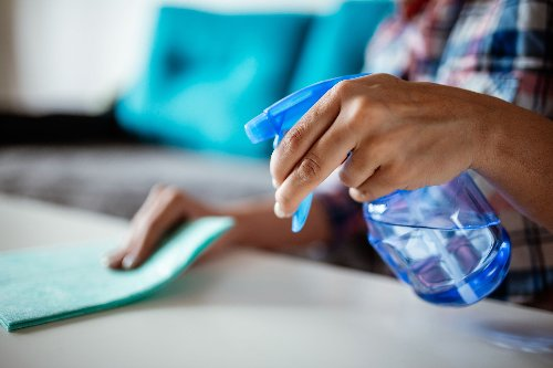 Obsessively cleaning surfaces for COVID-19 unnecessary and may do more harm than good, CDC says