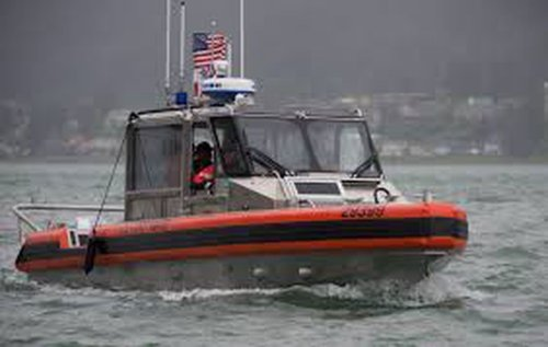 Man goes overboard when fishing with son, 7, in Lake Huron