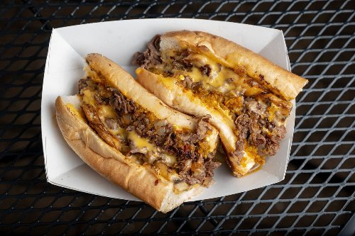 Local Eats: Moon-Sky's cheesesteak truck slings simple, savory sandwiches