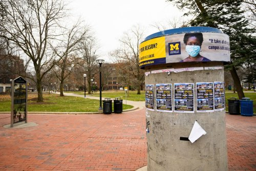 600 University of Michigan professors sign petition demanding stricter COVID rules