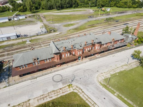 Could passenger trains return to Saginaw's Potter Street Station? With a congressman asking, an idea gains steam.