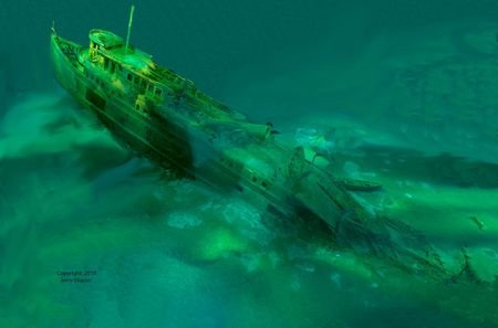 Classic Car Discovered In 90+ Year Great Lake Shipwreck