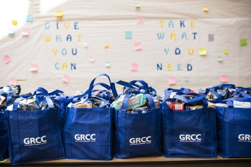 GRCC among college institutions tapped for national project to tackle student food, housing insecurity