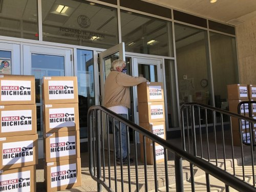 Canvassers have 'legal duty' to certify Unlock Michigan petition, Supreme Court rules