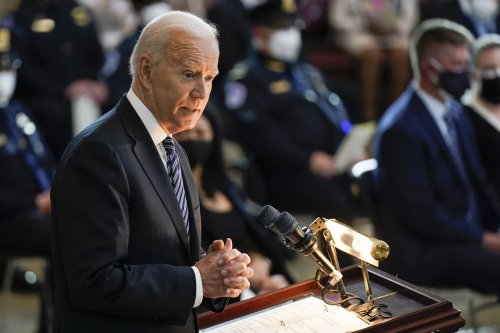 Biden to address joint session of Congress just before his 100th day in office