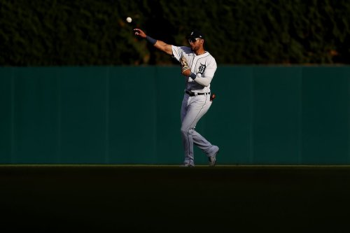 So long, Victor Reyes? Not so fast. Longtime Tigers outfielder has made a case to stick around.