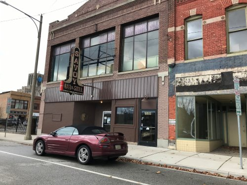 Savoy building owner says bar is still open, restaurant is being remodeled