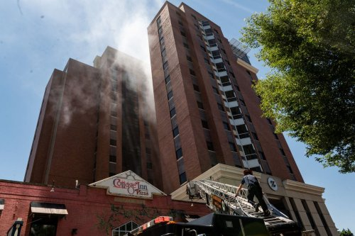 Insufficient cleaning of grease vent likely sparked fire at downtown Ann Arbor pizza place, officials say