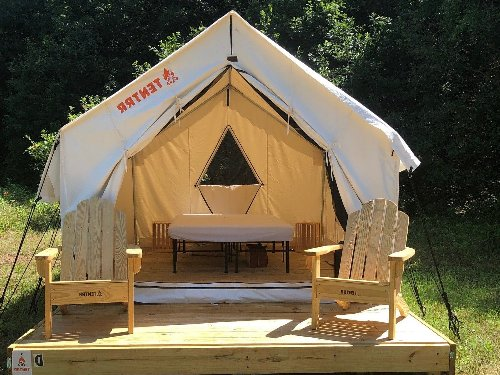 Cottages, safari tents among new lodging options at Michigan state parks and rec areas