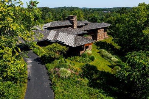 'Custom built marvel' describes $3.67M Frank Lloyd Wright-inspired home near Ann Arbor