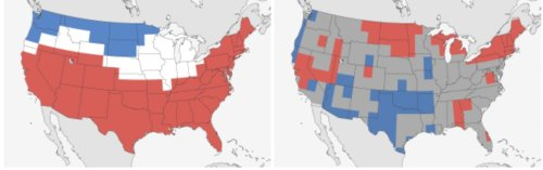 NOAA's winter forecast was not so good