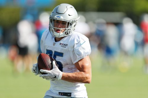 Short-handed Lions expect to activate former lacrosse pro Tom Kennedy at receiver