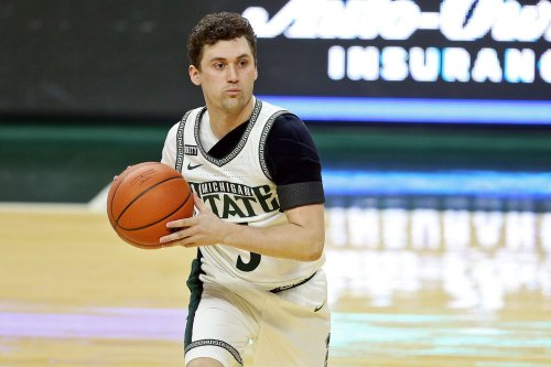 Michigan State PG Foster Loyer enters transfer portal