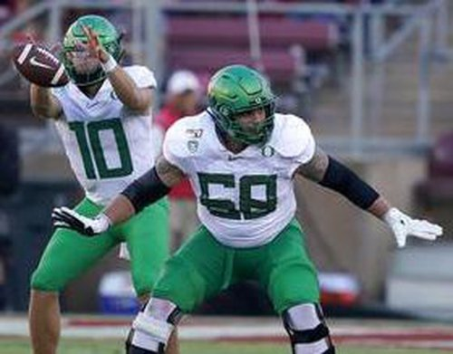 Todd McShay: Lions could take Oregon OT Penei Sewell in first round, still find pass-catcher in second