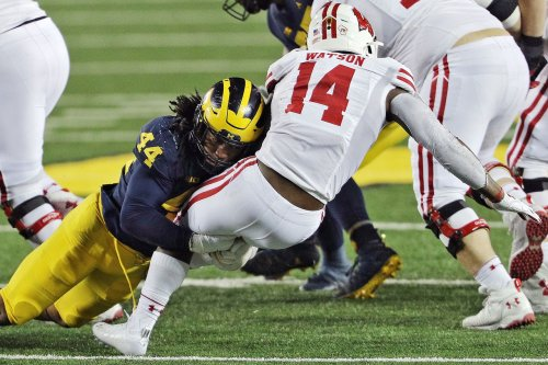 Seven Michigan players projected to be drafted in CBS Sports' latest mock