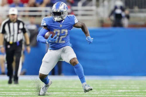 Lions' D'Andre Swift nursing another groin injury; Jamaal Williams limited by chest